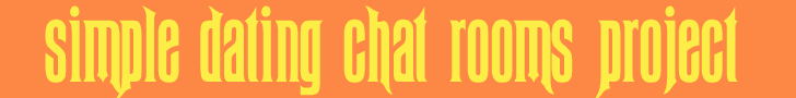 FREE DATING CHAT ROOMS v3chat.com logo